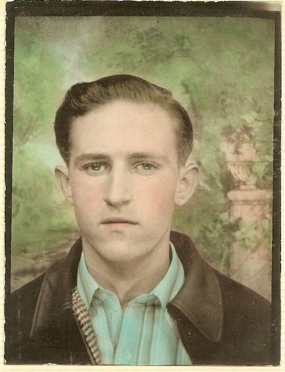 Rawleigh Wilson Bobbitt - Pre-WWII
