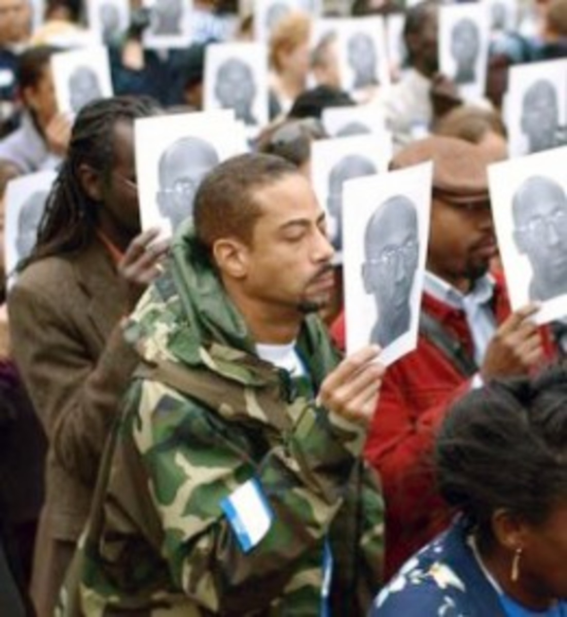 """"""" I AM TROY DAVIS"""" and what about Lawrence Brewer, can we recognize him as a human being and not simply an issue?"""