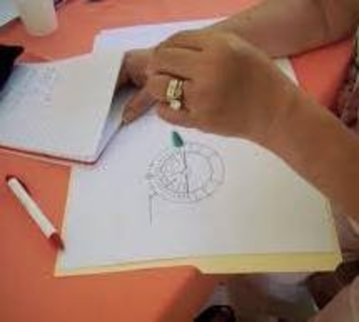 how to use a pendulum chart