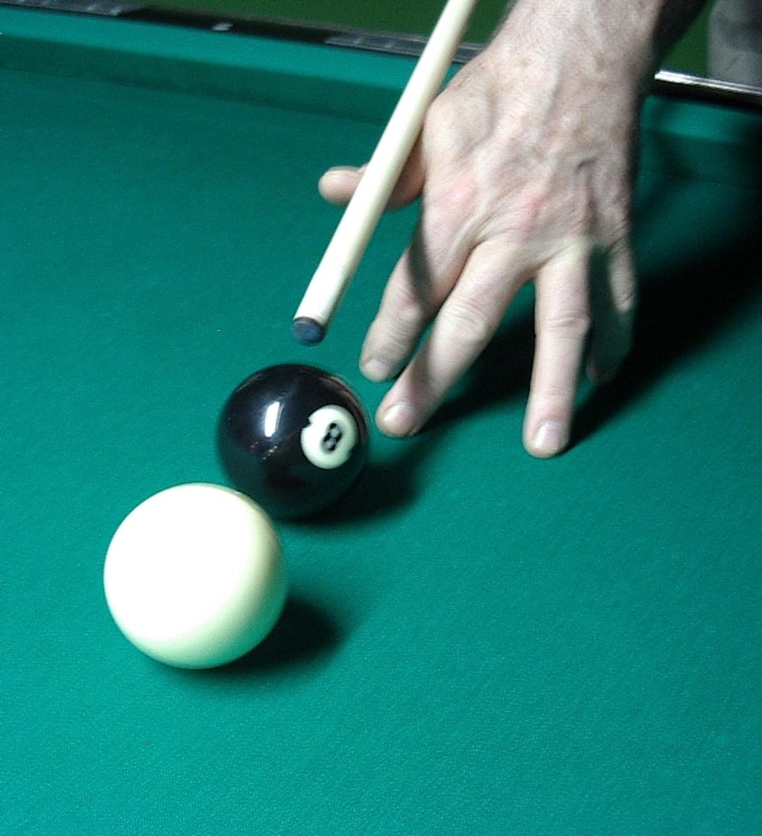 Over-the-ball bridge