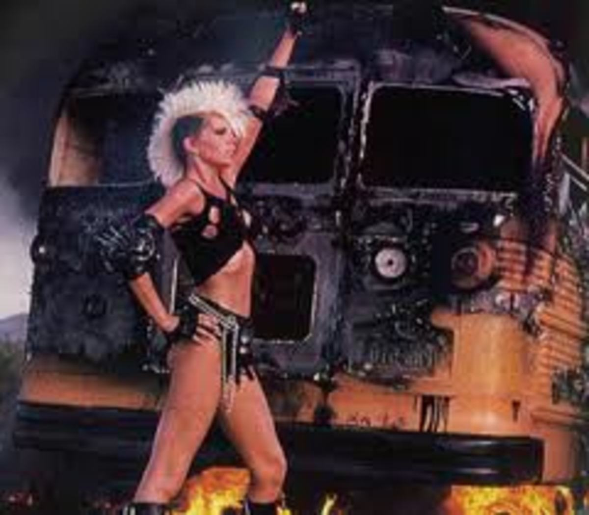 Wendy O'Williams