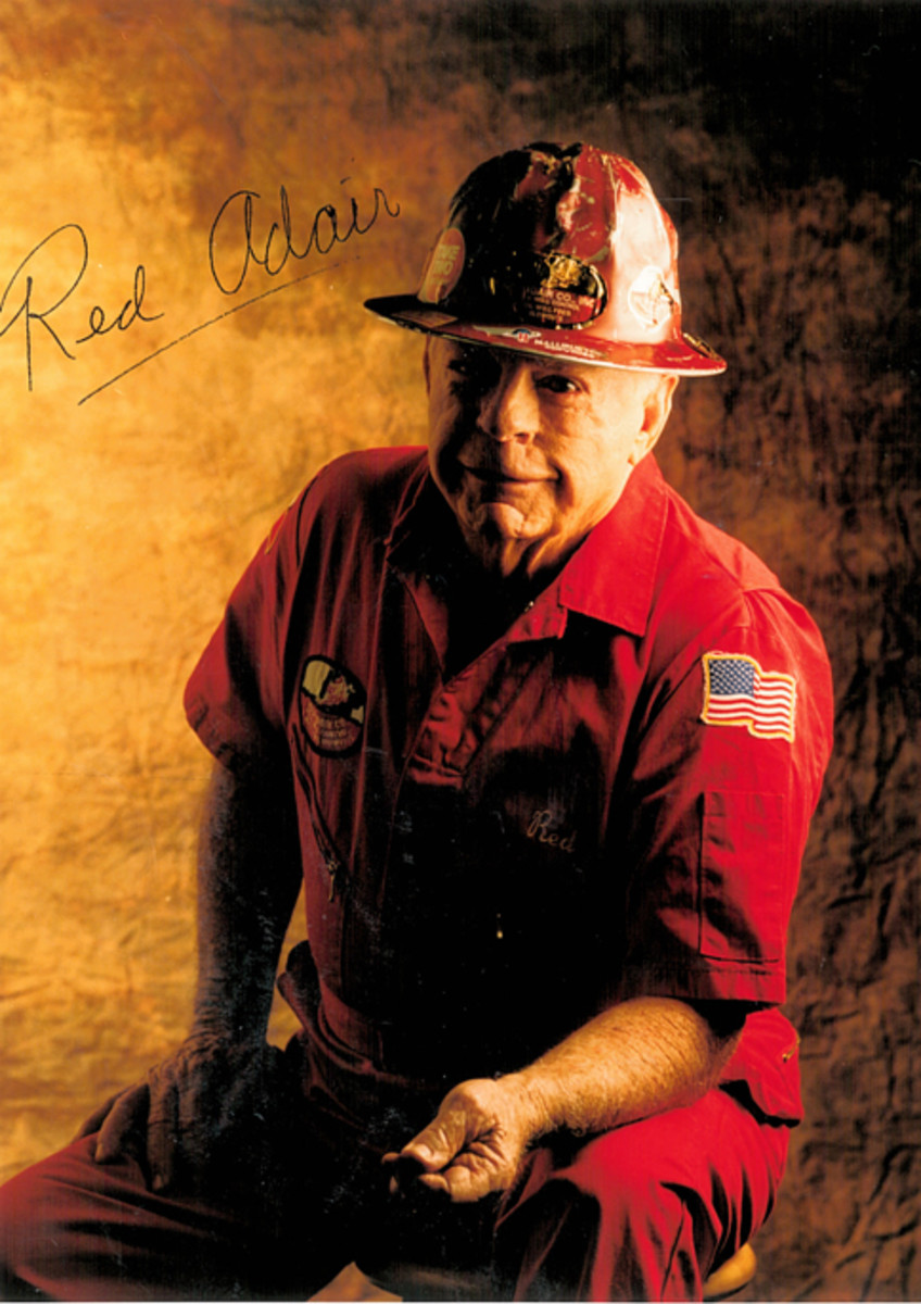 Fighting Fire With Fire - Red Adair