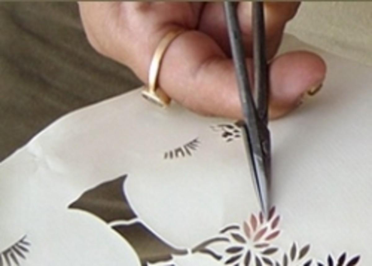 Sanjhi The Art of Papercutting
