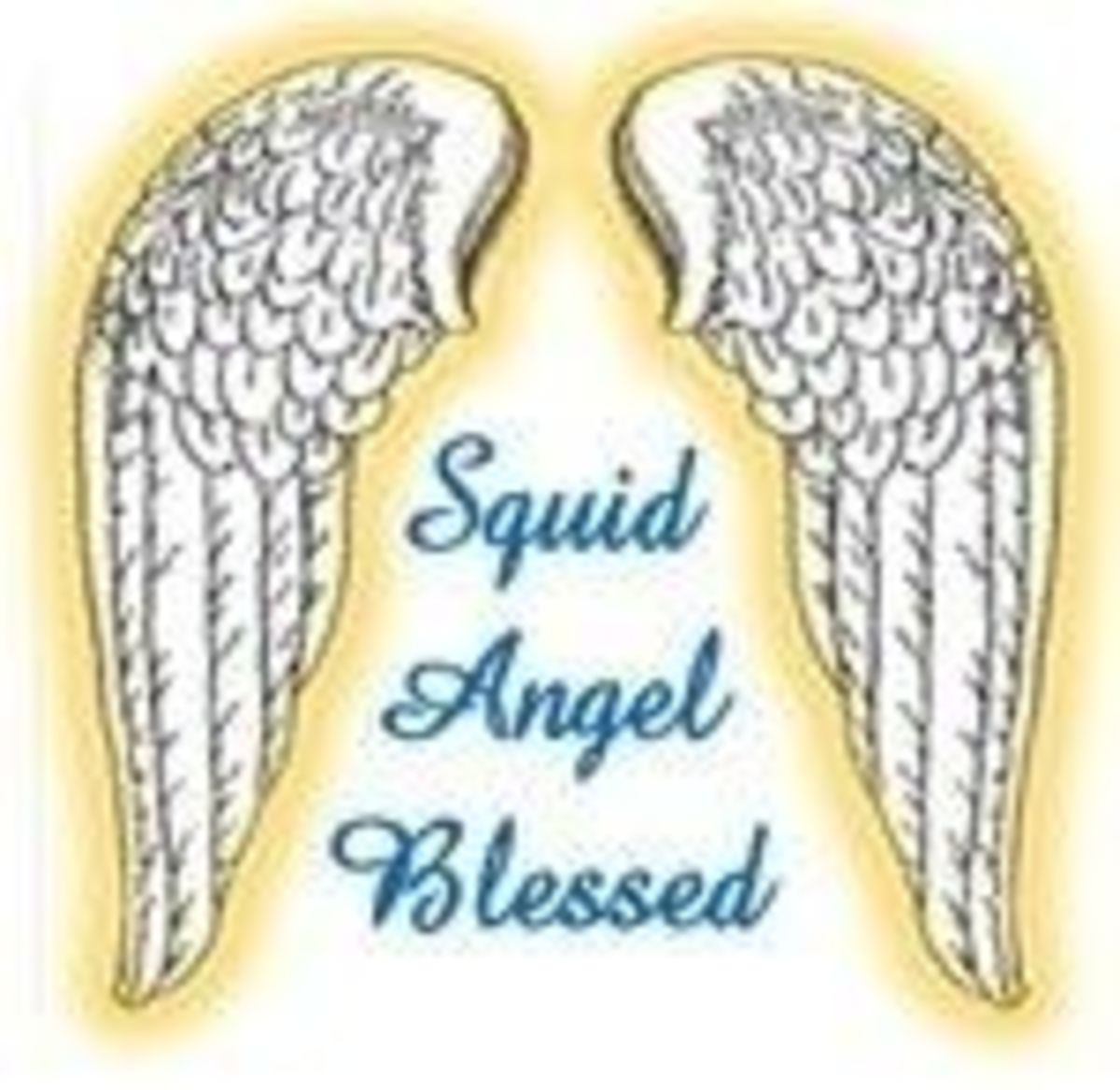 Blessed by Squid Angels