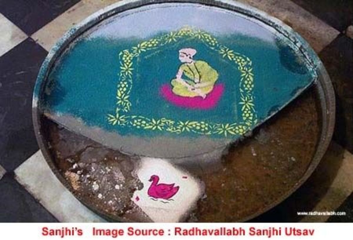 Water Sanjhi