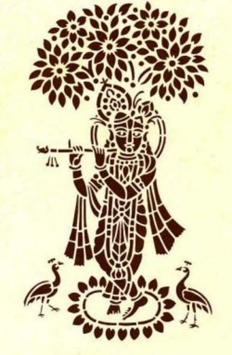 Sanjhi - The art of papercutting