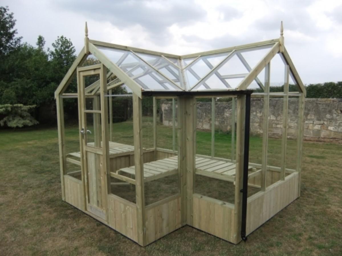 Swallow Cygnet Greenhouse