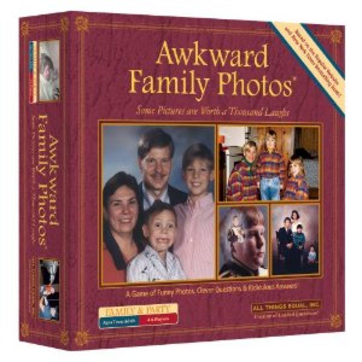 Top Ten Family Board Games
