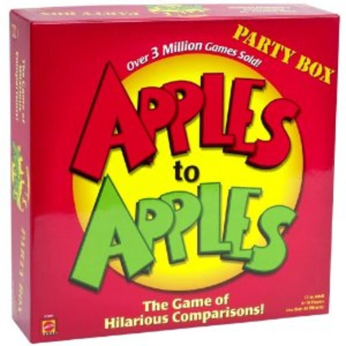 A great game for conversation and crazy laughter!