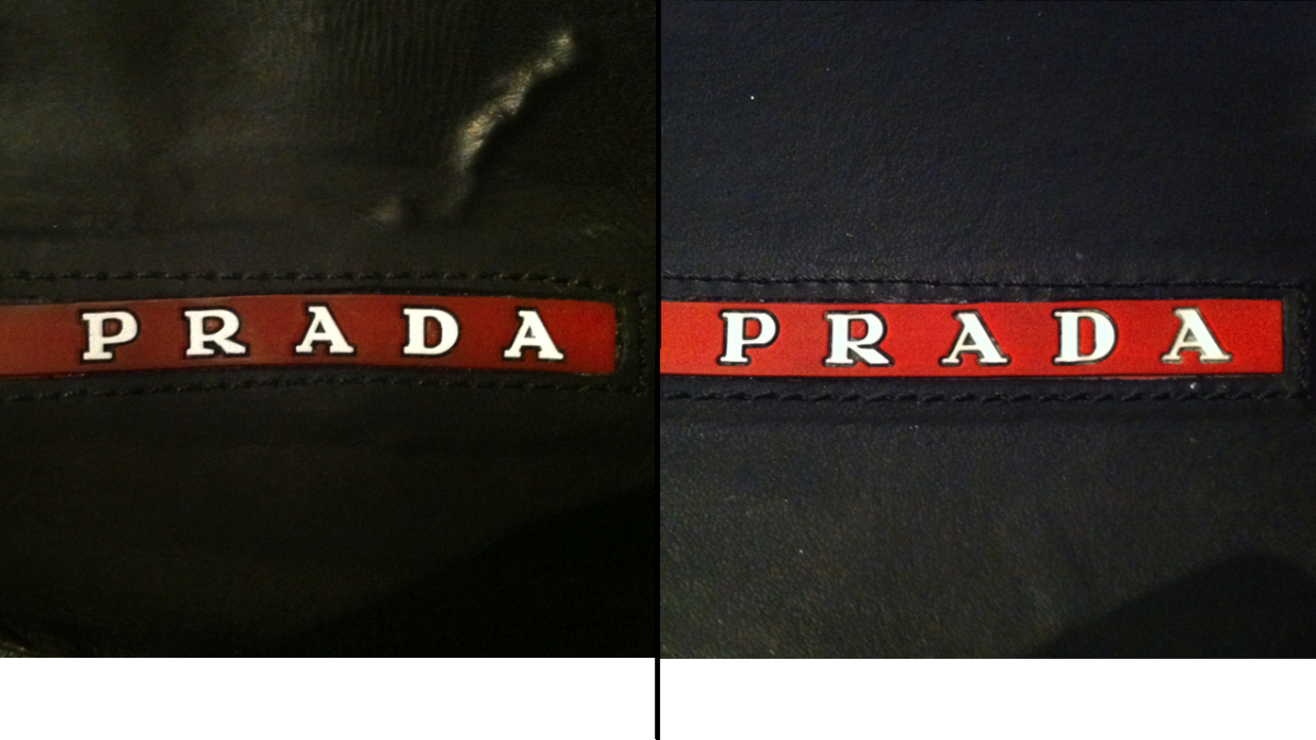 how to tell if prada eyeglasses are real