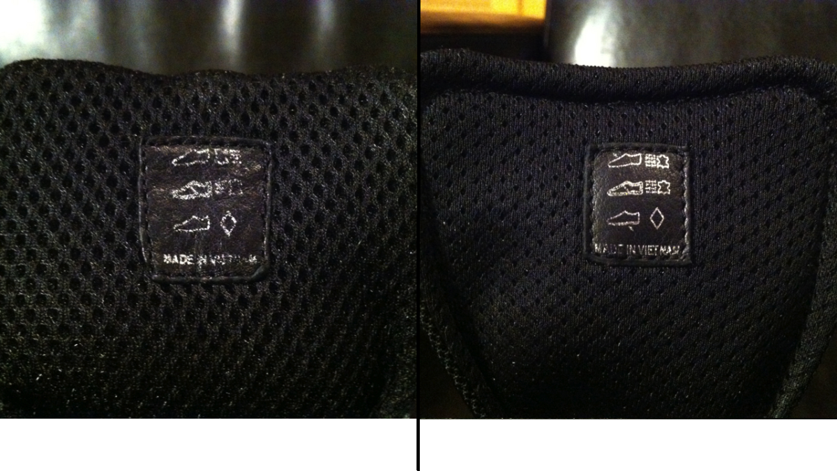 prada totes nylon - How to tell real from fake Prada sneakers