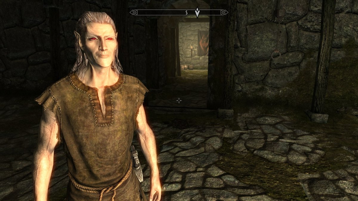 Import characters from other fictional universes into Skyrim! This is a WIP of Elric of Melnibone.