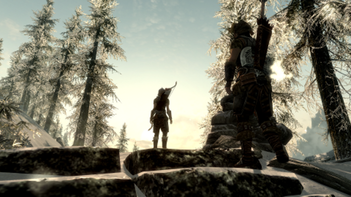 Modding can open a whole new world of adventure.
