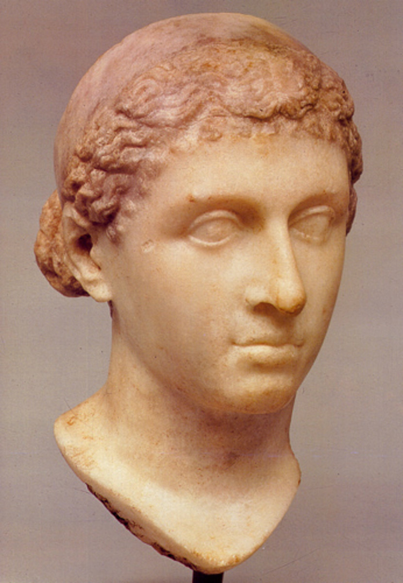 Cleopatra VII Biography