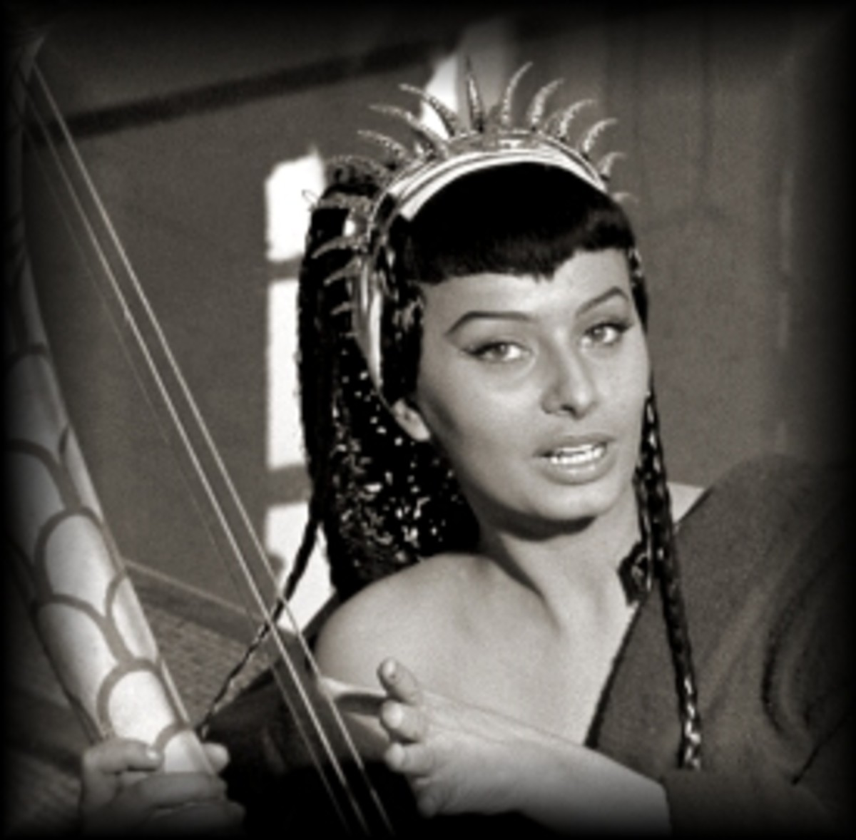 Sophia Loren in Two Nights with Cleopatra (1953)