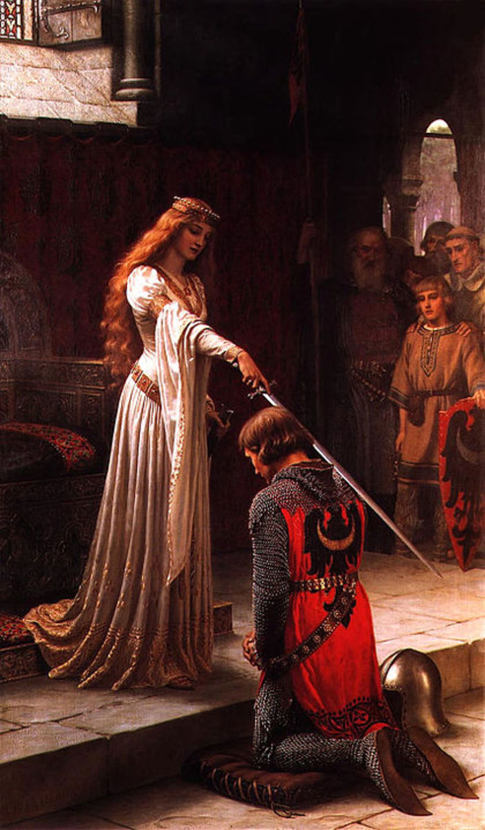 """The Accolade"" (1901)"