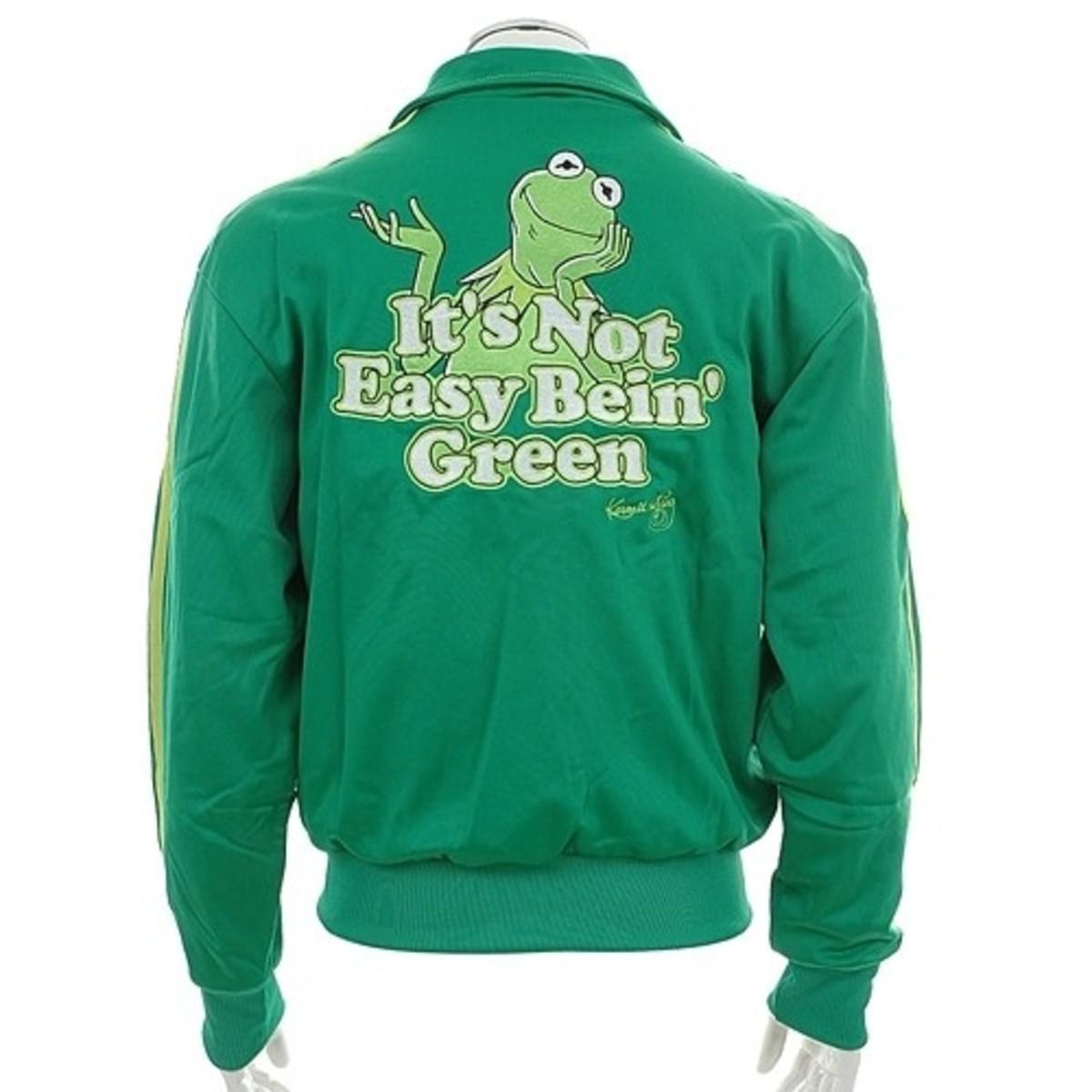 Kermit the Frog Adidas Track Jacket