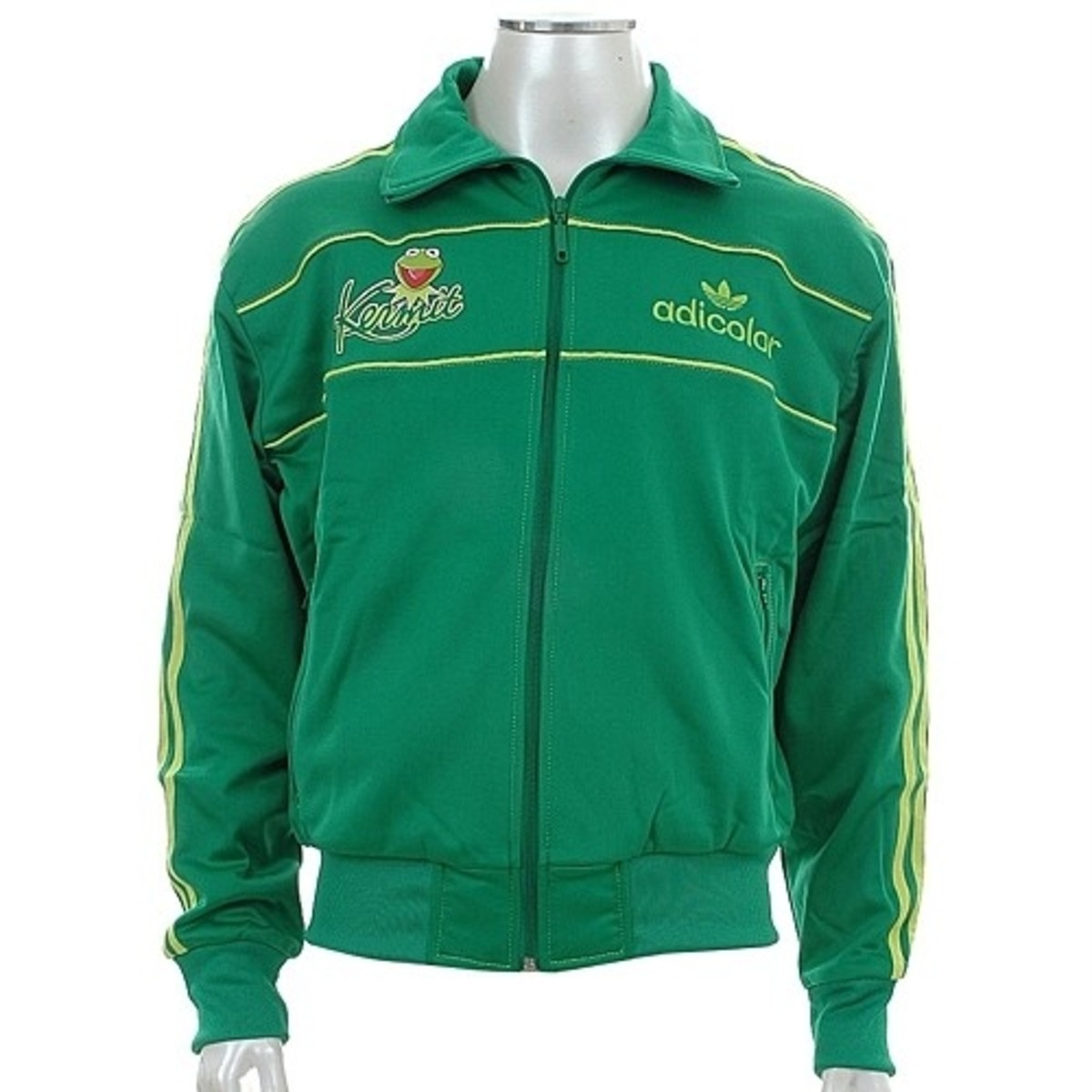 Kermit The Frog Adidas Track Jacket