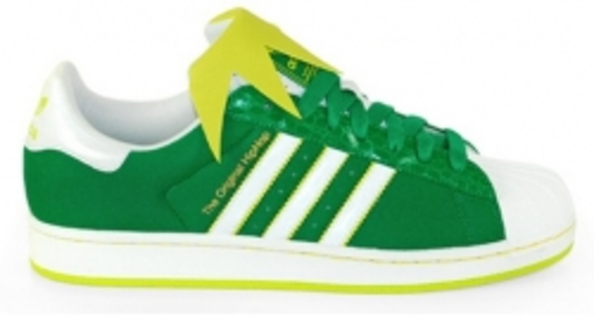 Love These Kermit The Frog Adidas Superstar II Shoes