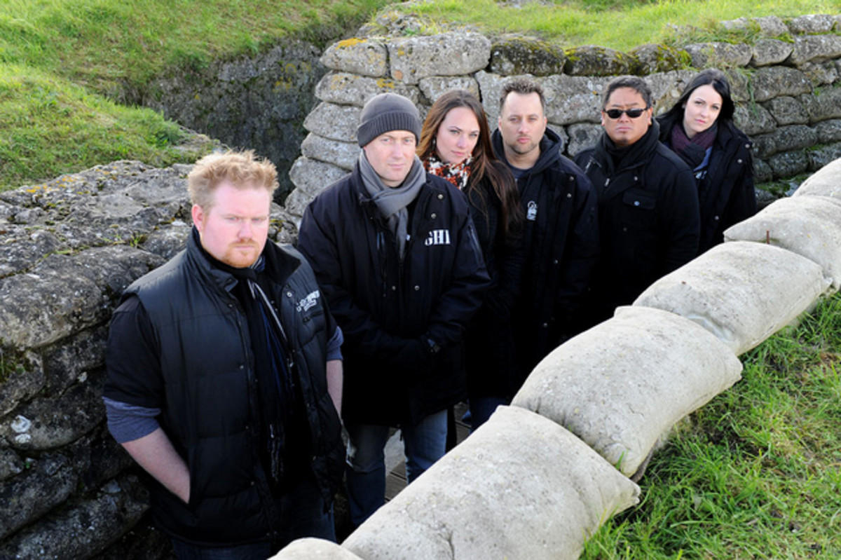 The Ghost Hunters International Team