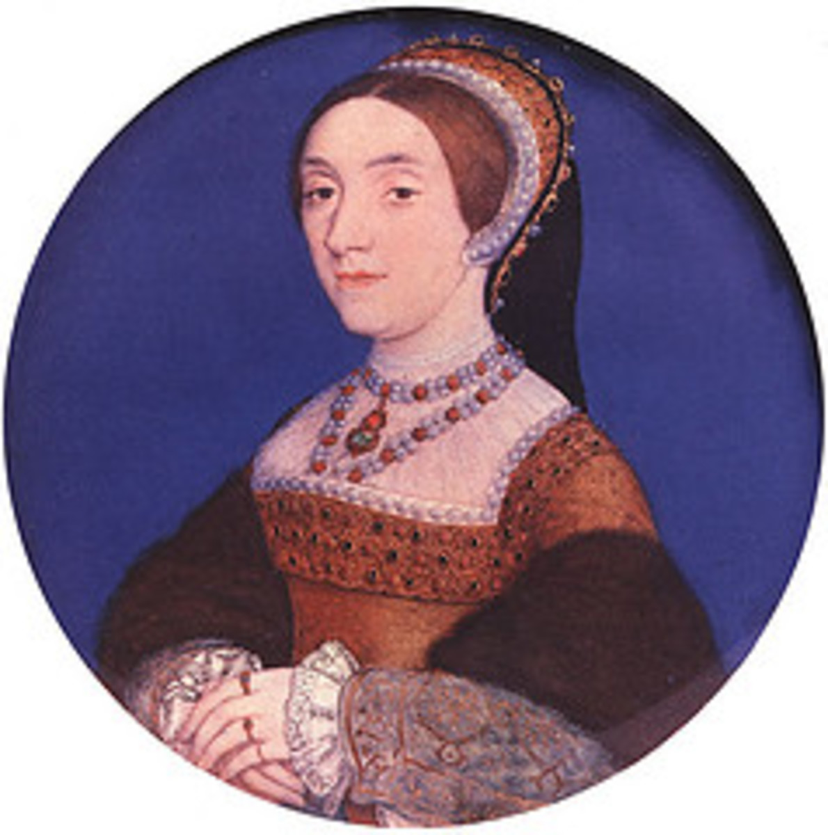 Portrait reputed to be Catherine Howard