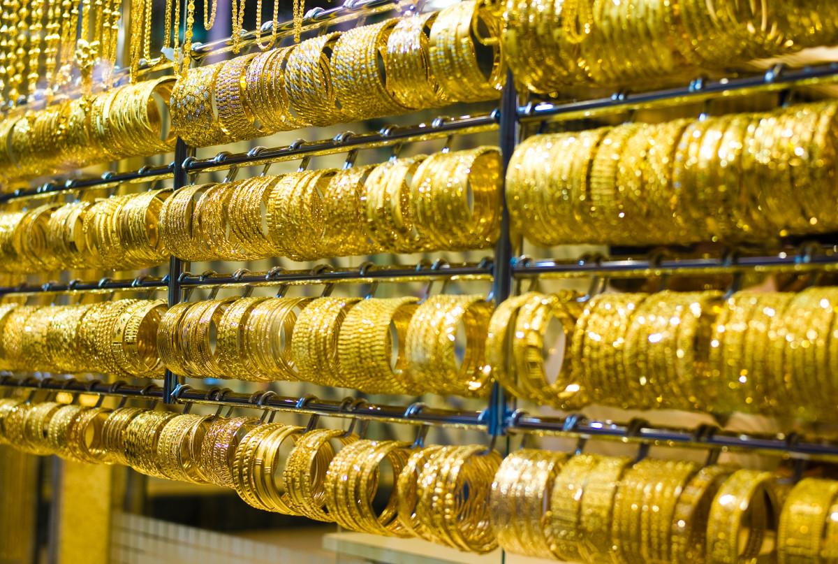 Photographing Precious Metals
