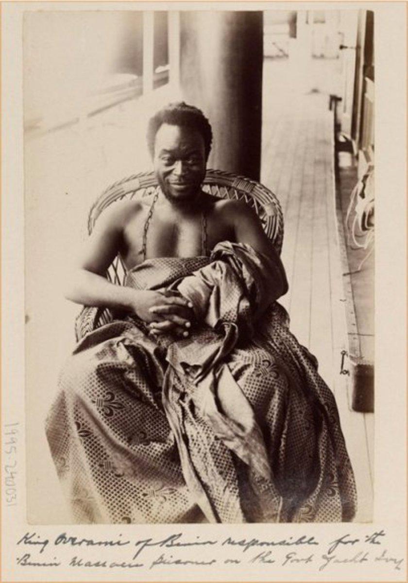 Iyoba Idia: The Hidden Oba of Benin