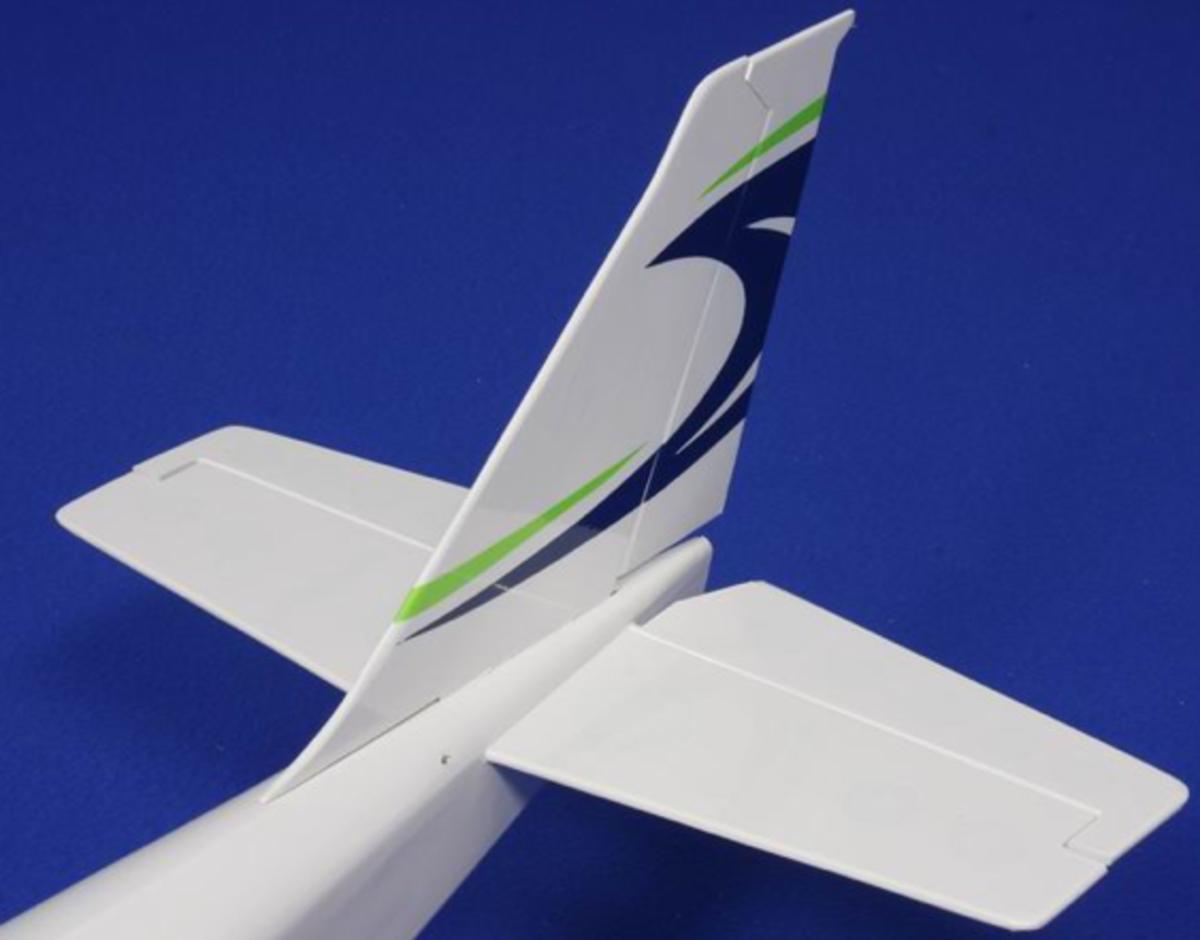 X-Tail Plane
