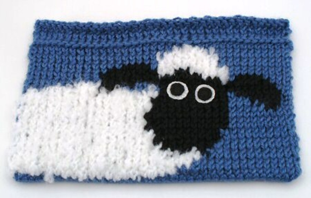 Knooking: When Knit and Crochet Meet