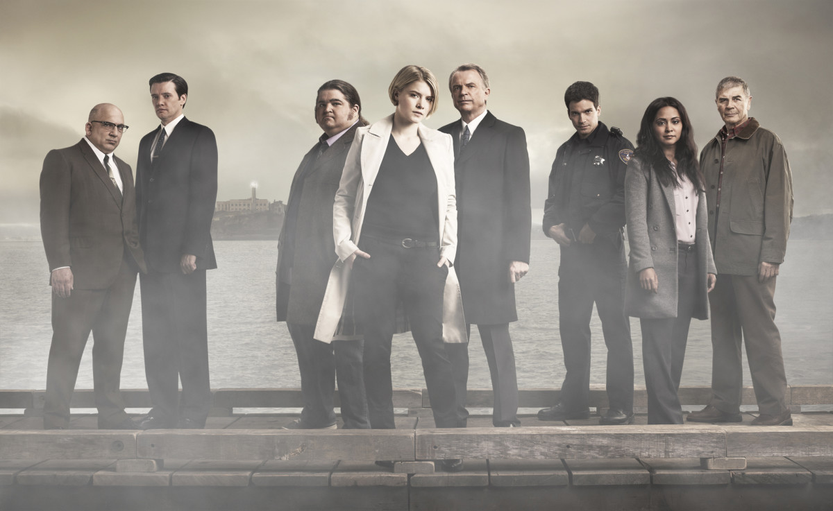 The Alcatraz cast and characters