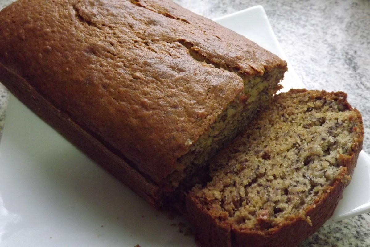 How to Make Banana Bread and Fun Variations