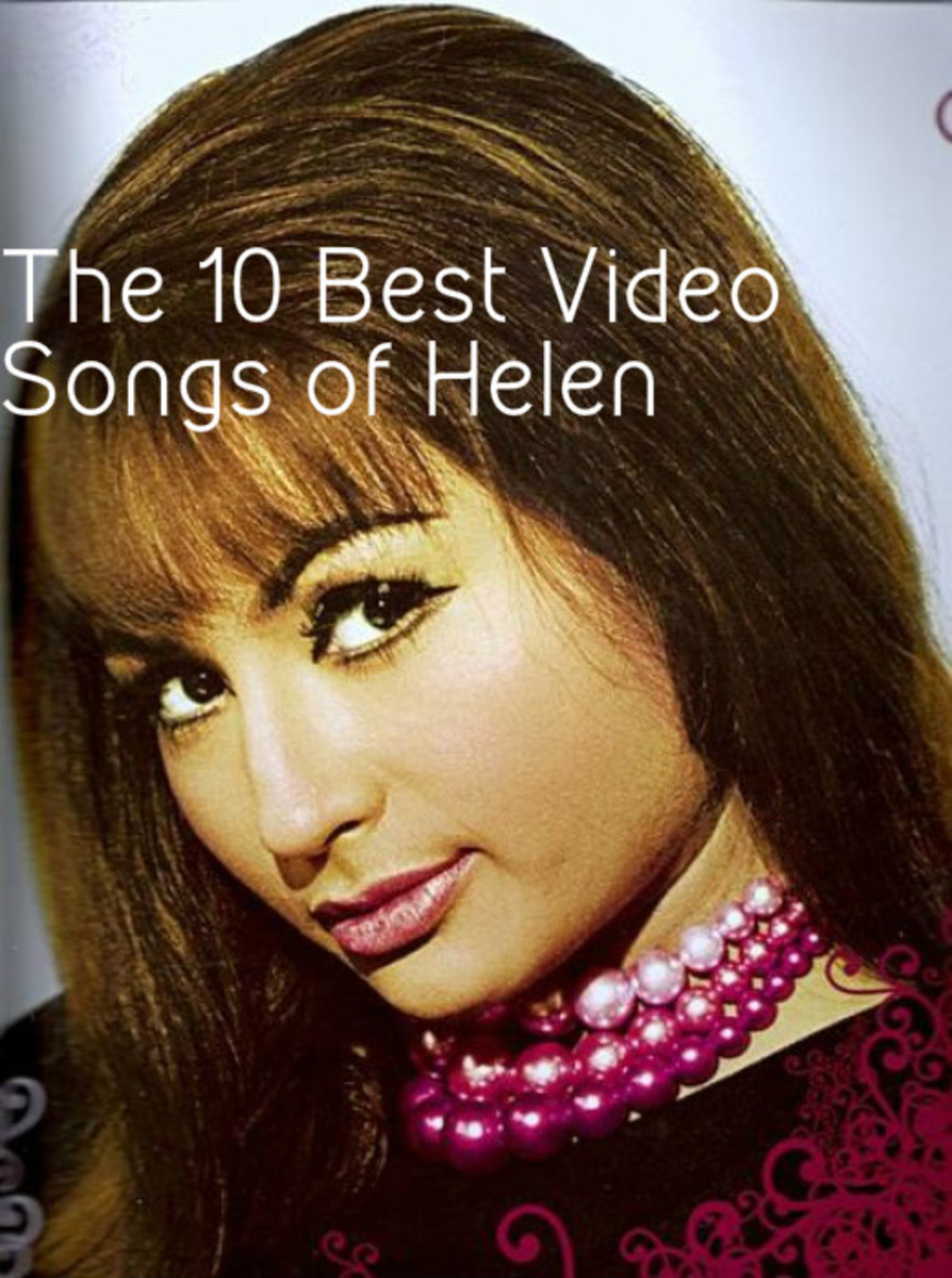Helen : 10 Best Hindi Bollywood Songs With Videos