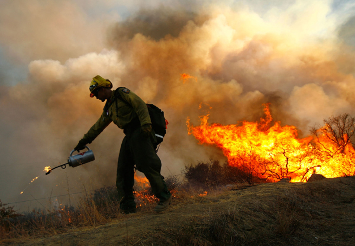Hotshot Lingo---Wildland Firefighter Idioms--Words Used in The Field