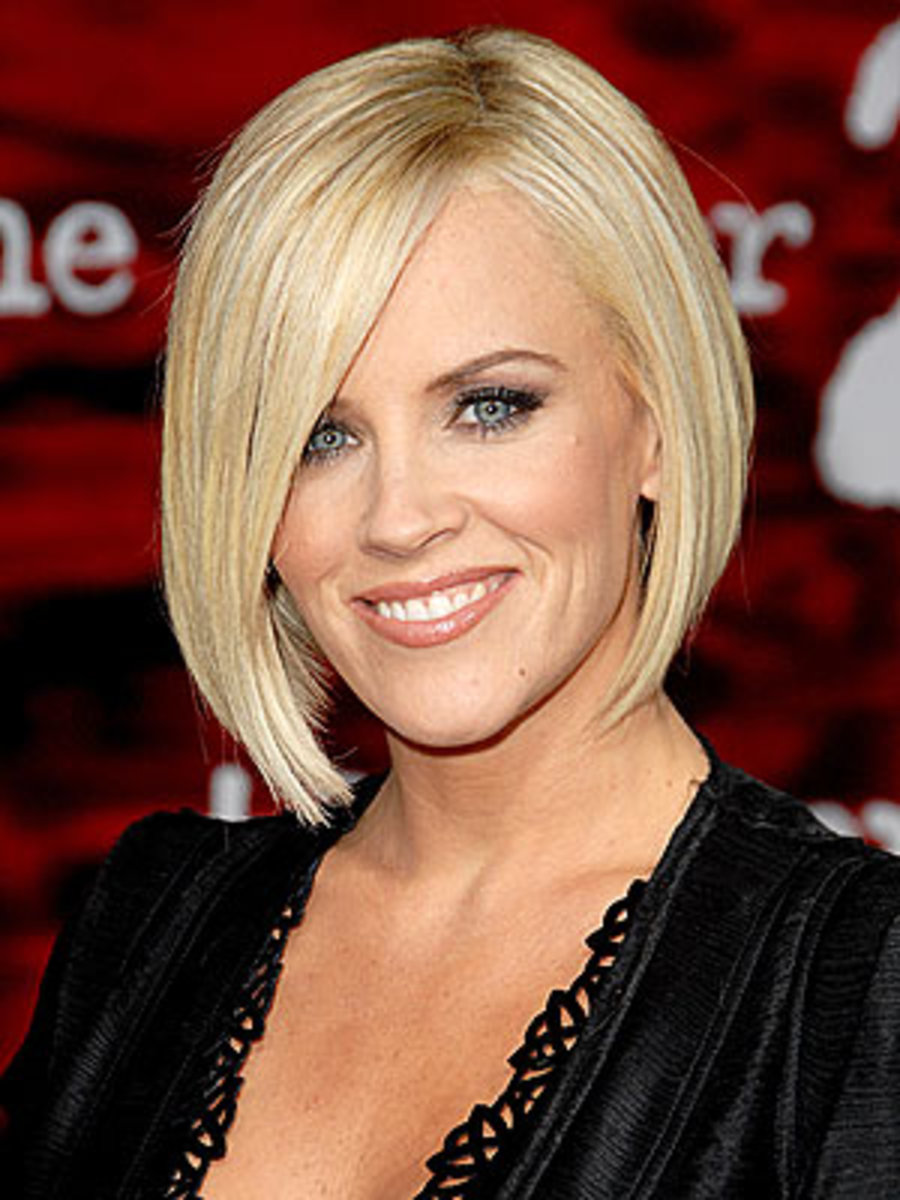 Jenny McCarthy. On the webpage below see a video with Jenny and her son and what helped her.
