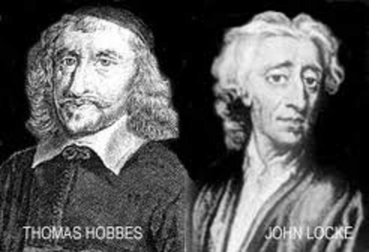 essay comparing john locke and thomas hobbes Comparative analysis of hobbes locke and rousseau philosophy essay of thomas hobbes, john locke john locke, and jean-jacques rousseau thomas hobbe's.