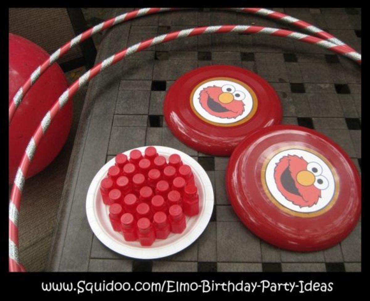 Elmo Games