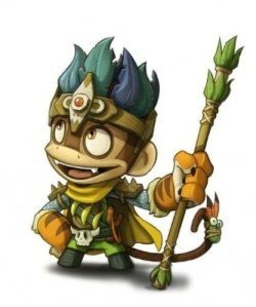 monkey-quest
