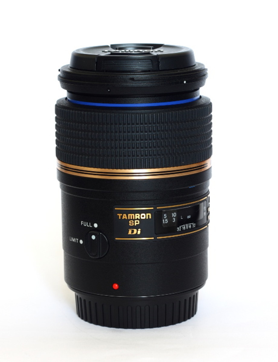Excellent macro lens: Review of Tamron 90mm f/2.8 macro