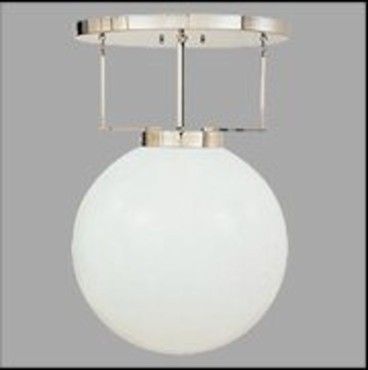 DMB 26' Ceiling Lamp designed by Marianne Brandt, 1926
