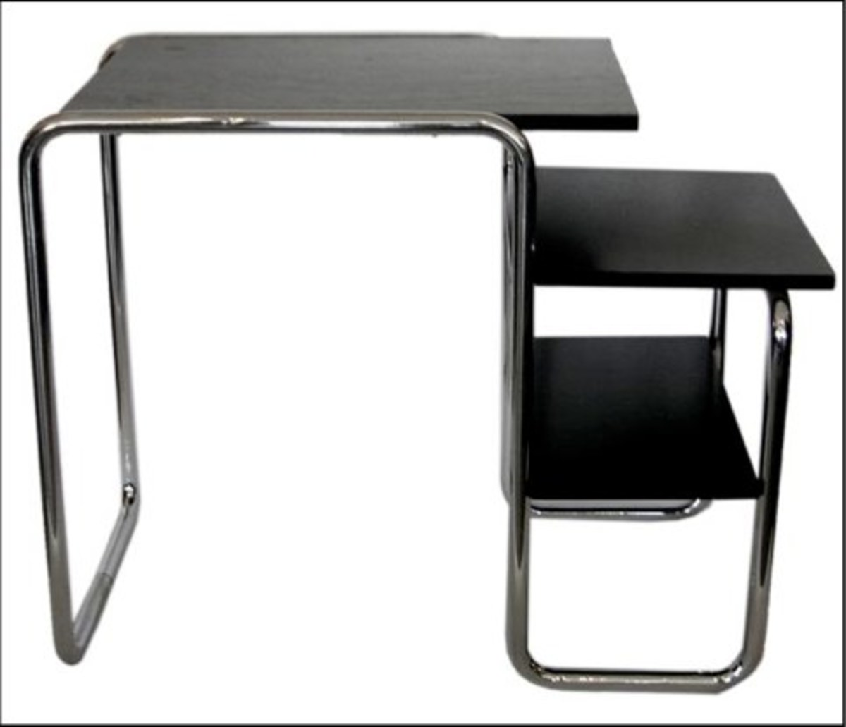 One of the pieces of furniture that Marianne designed while working for Walter Gropius.