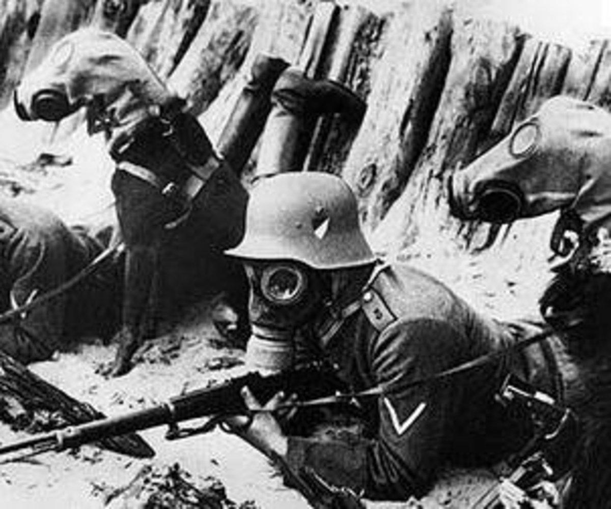 In WW1