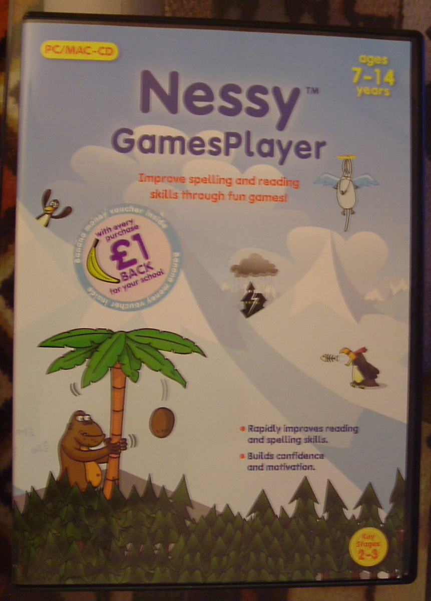 Nessy Games Player (see link)