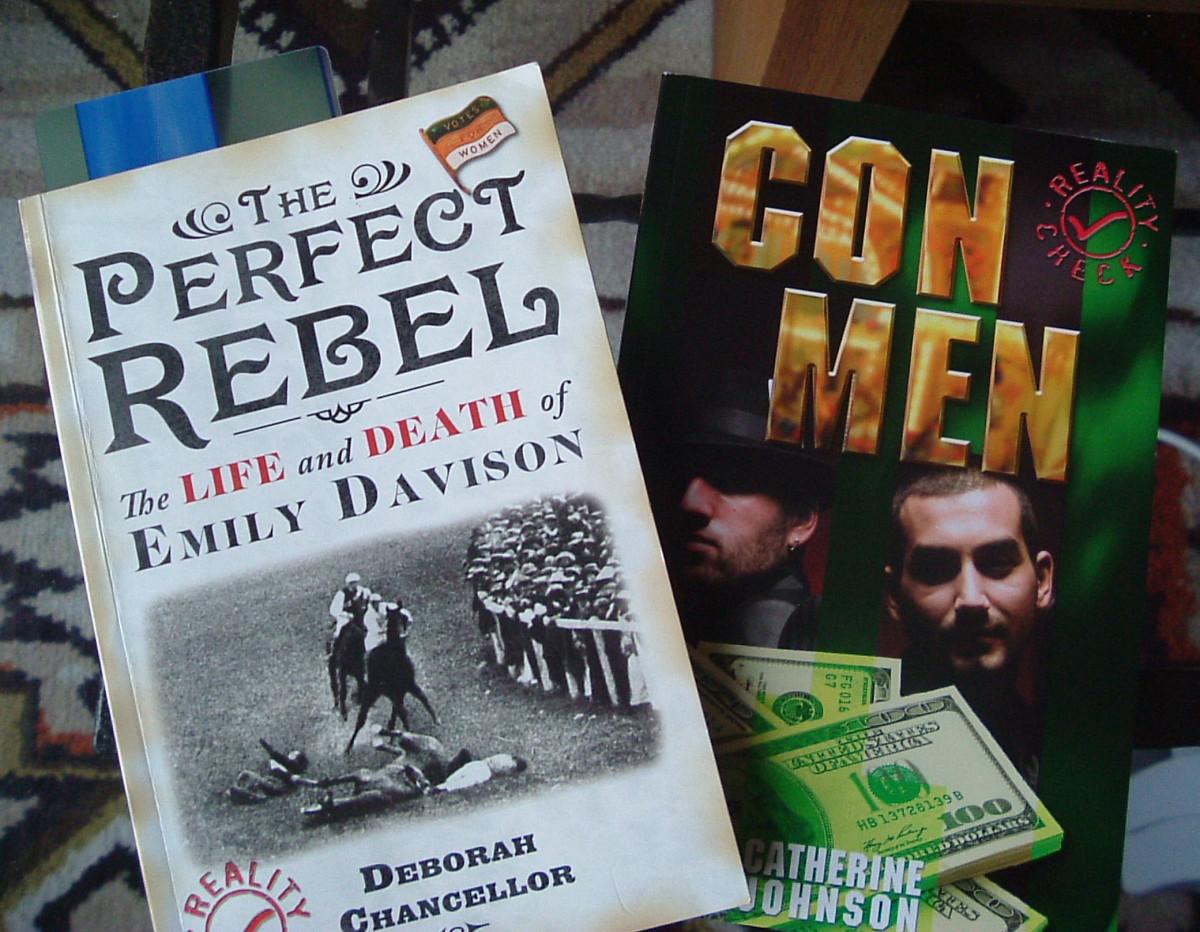 Barrington Stoke readers (see link)