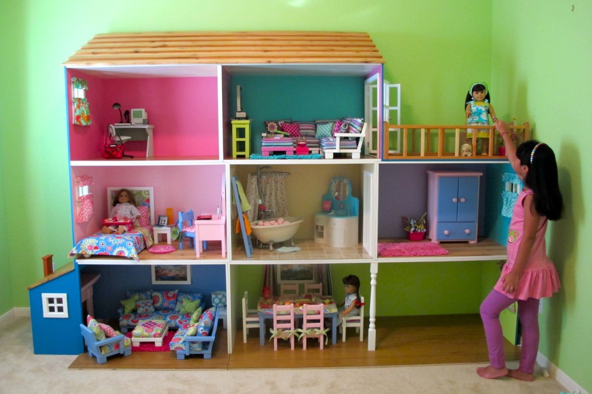 Building Furniture For American Girl Dolls