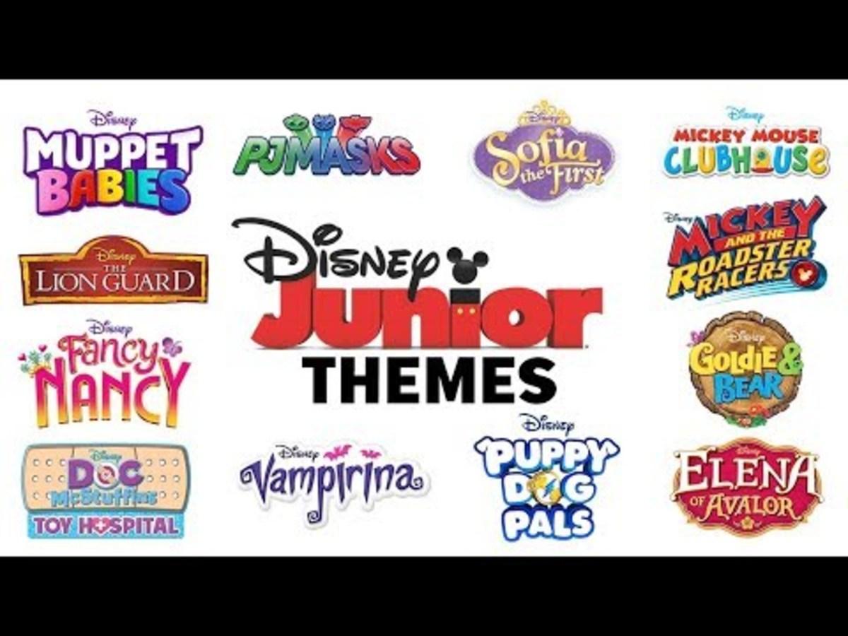 Some Disney Junior options
