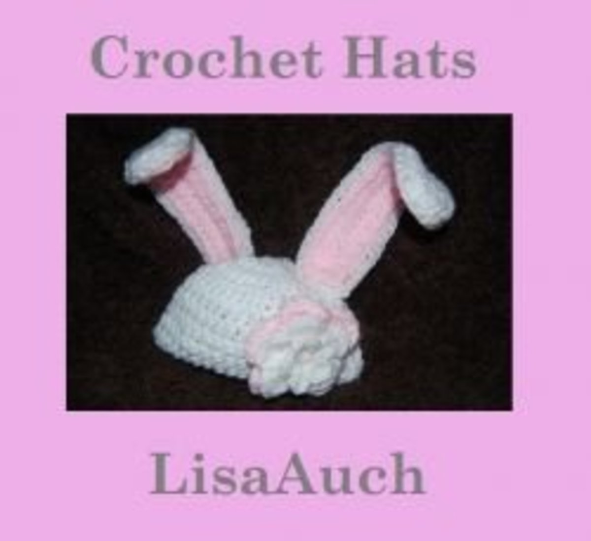 Cute Easter Hat With floppy Ears