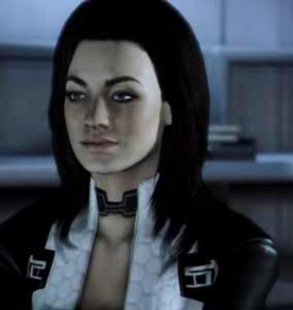 Mass Effect 3 Miranda Lawson Mission