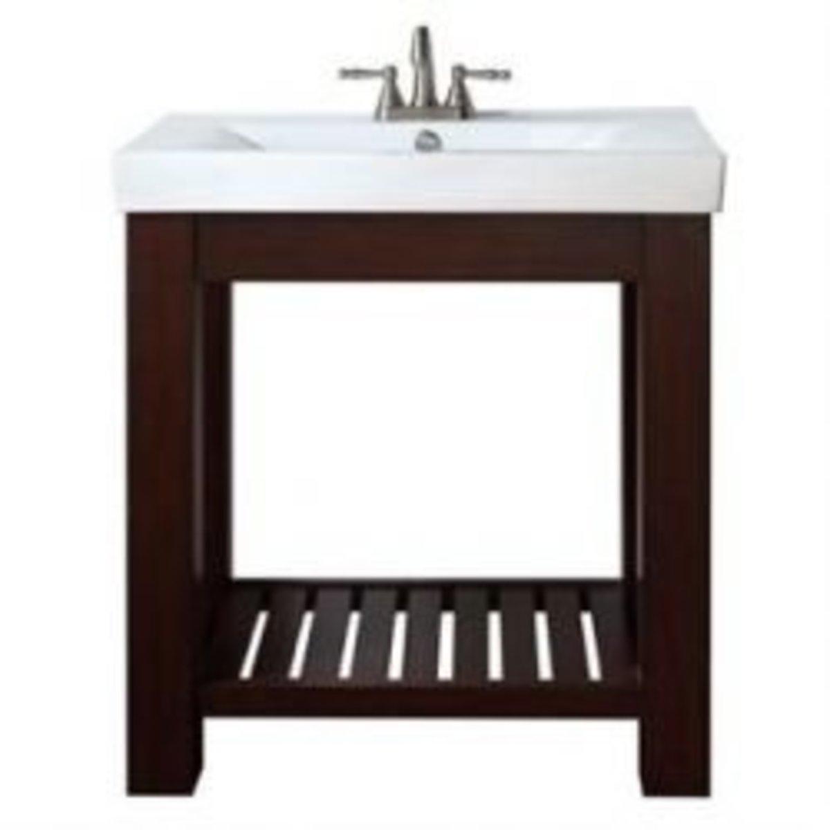 Buying An Avanity Bathroom Sink Vanity
