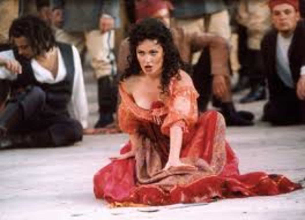 Georges Bizet opera, 'Carmen'