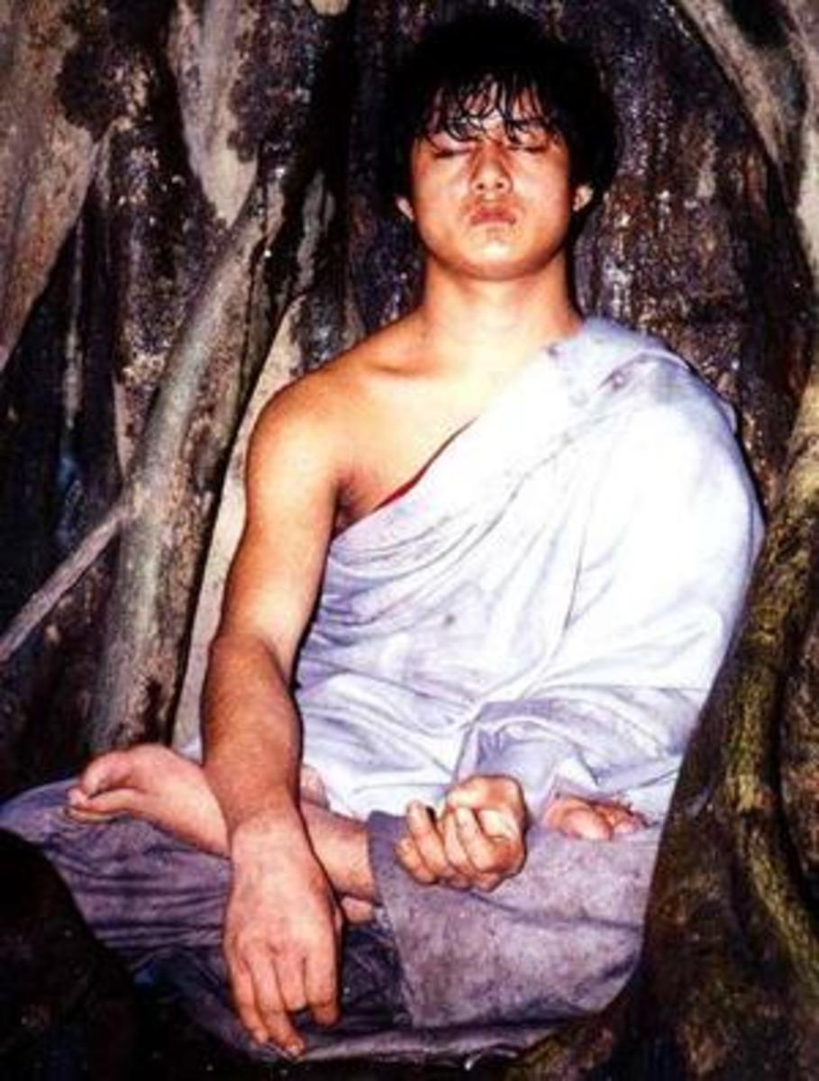 "Ram Bahadur Bomjon ""Buddha Boy"""